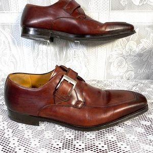Magnanni Lennon Monk Strap Men's shoes